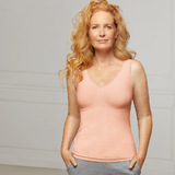 Amoena Kitty Seamless Cotton Top
