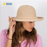 Cancer Council Ladies Classic Breton Hat